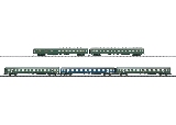 MiniTrix 15548 DB Express Train Passenger Car Set