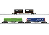 MiniTrix 15651 Freight Transport Car Set