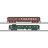 MiniTrix 15801 Berlin Hamburg Express Train Passenger Car Set