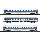 MiniTrix 15948 30 Years of the Interregio Passenger Car Set