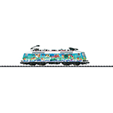 MiniTrix 16025 DB AG Class 120 Electric Christmas Locomotive