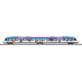 MiniTrix 16482 LINT Diesel Powered Rail Car Train