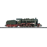 MiniTrix 16582  Prussian Freight Locomotive with a Tender
