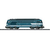 MiniTrix 16703 Class BB 67400 Diesel Locomotive