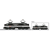 Trix 22128 Electric Locomotive EETC series 1200
