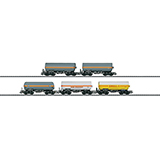 Trix 24112 Pressurized Gas Tank Car Set