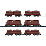 Trix 24122 Type OOt Erz IId Hopper Car Set