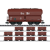 Trix 24129 Type Erz IIId Hopper Car Set