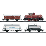 Trix 31181 Transfer Freight Train Set