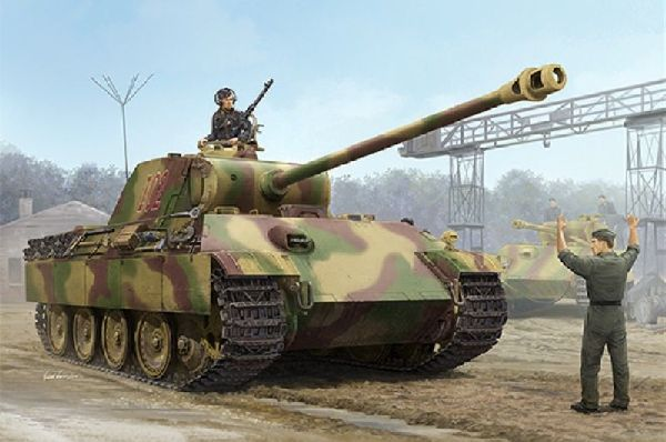 Trumpeter 00928 Sd.Kfz.171 Panther G