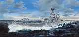 Trumpeter 03710 HMS Hood Battle Cruiser