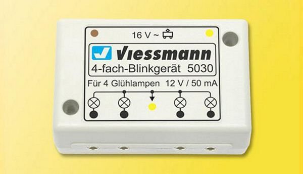 Viessmann 5030 Fourfold Indication Electronic