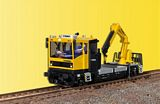 Viessmann 2611 Railway Maintenance Vehicle with Crane