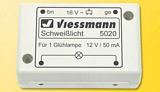 Viessmann 5020 Electronic Welding Light