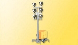 Viessmann 5143 Luminous Giraffe on Trailer