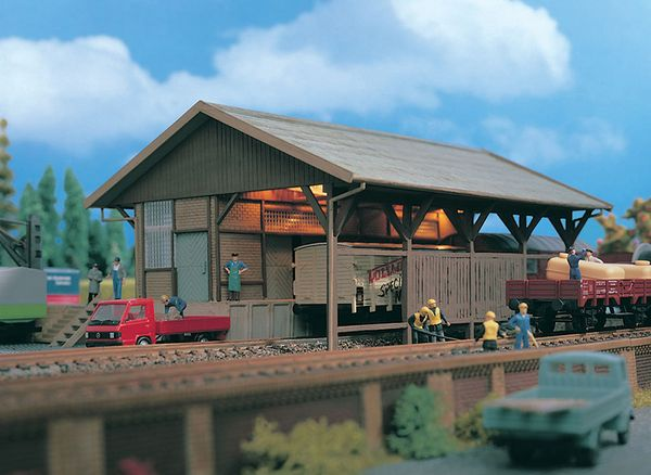 Vollmer 45700 Freight Shed