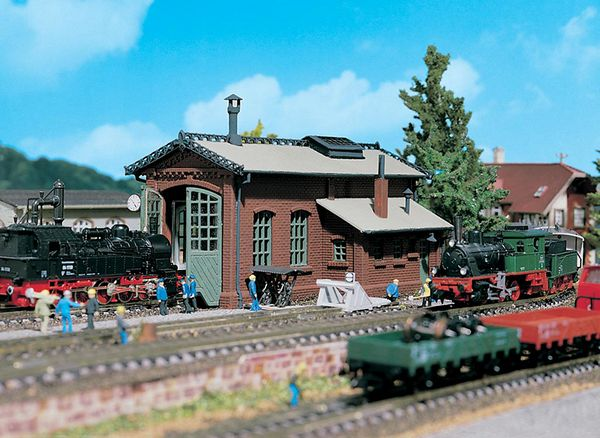 Vollmer 47607 Single Engine Shed