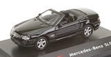Vollmer 41603 Mercedes-Benz SL 500 BLACK