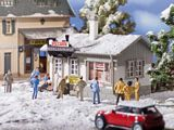 Vollmer 2418 Model Railway Shop