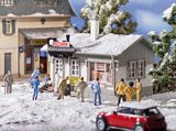 Vollmer 42418 Model Railway Shop
