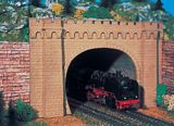 Vollmer 42506 Tunnel portal 2 Roads