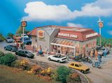 Vollmer 43632 Burger King Restaurant