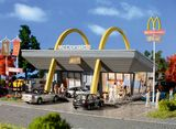 Vollmer 43634 H0 McDonalds with McDrive
