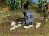 Vollmer 43742 Shepherds Carriage