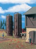 Vollmer 43743 Pair of Silos
