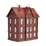 Vollmer 43806 Railroad Man House with Roofridge