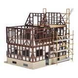 Vollmer 46889 H0 Half Timbered Building Shell