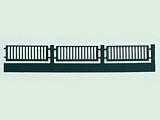 Vollmer 47424 N Factory fence 125 cm