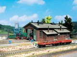 Vollmer 47608 2 Road Engine Shed