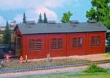 Vollmer 49112 Engine shed single track