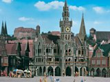 Vollmer and Vollmer Kits buildings and material for your layout or diorama. German Manufacturer second to none