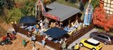 Vollmer 43784 Beer Garden with Accessories