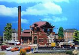 Vollmer 45621 Brewery in Demolition