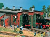 Vollmer 45752 2 Road Engine Shed