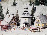 Vollmer 47613 Christmas Village
