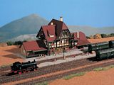 Vollmer Z gauge buildings