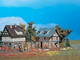 Vollmer 49540 Farm House with Barn