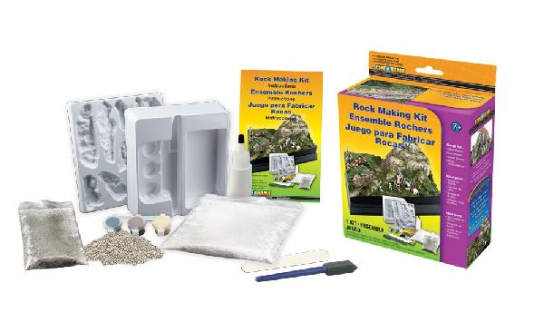Woodland Scenics 4121 Scene A Rama Rock Outcropping Kit