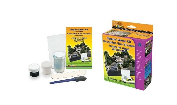 Woodland Scenics 4122 Scene A Rama Ripplin Water Kit