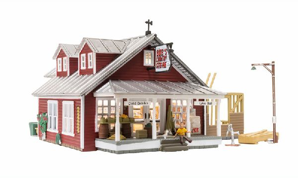 Woodland Scenics 5031 Country Store Expansion