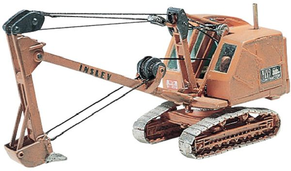 Woodland Scenics 237 Back Hoe Insley Model K