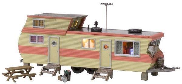Woodland Scenics 5061 Double Decker Trailer