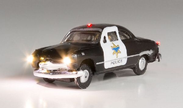 Woodland Scenics 56193 Police Car with LED