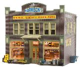 Woodland Scenics 5022 Harrisons Hardware Built And Ready Landmark Structures Assembled
