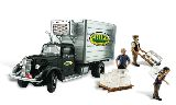 Woodland Scenics 5557 Chips Ice Truck